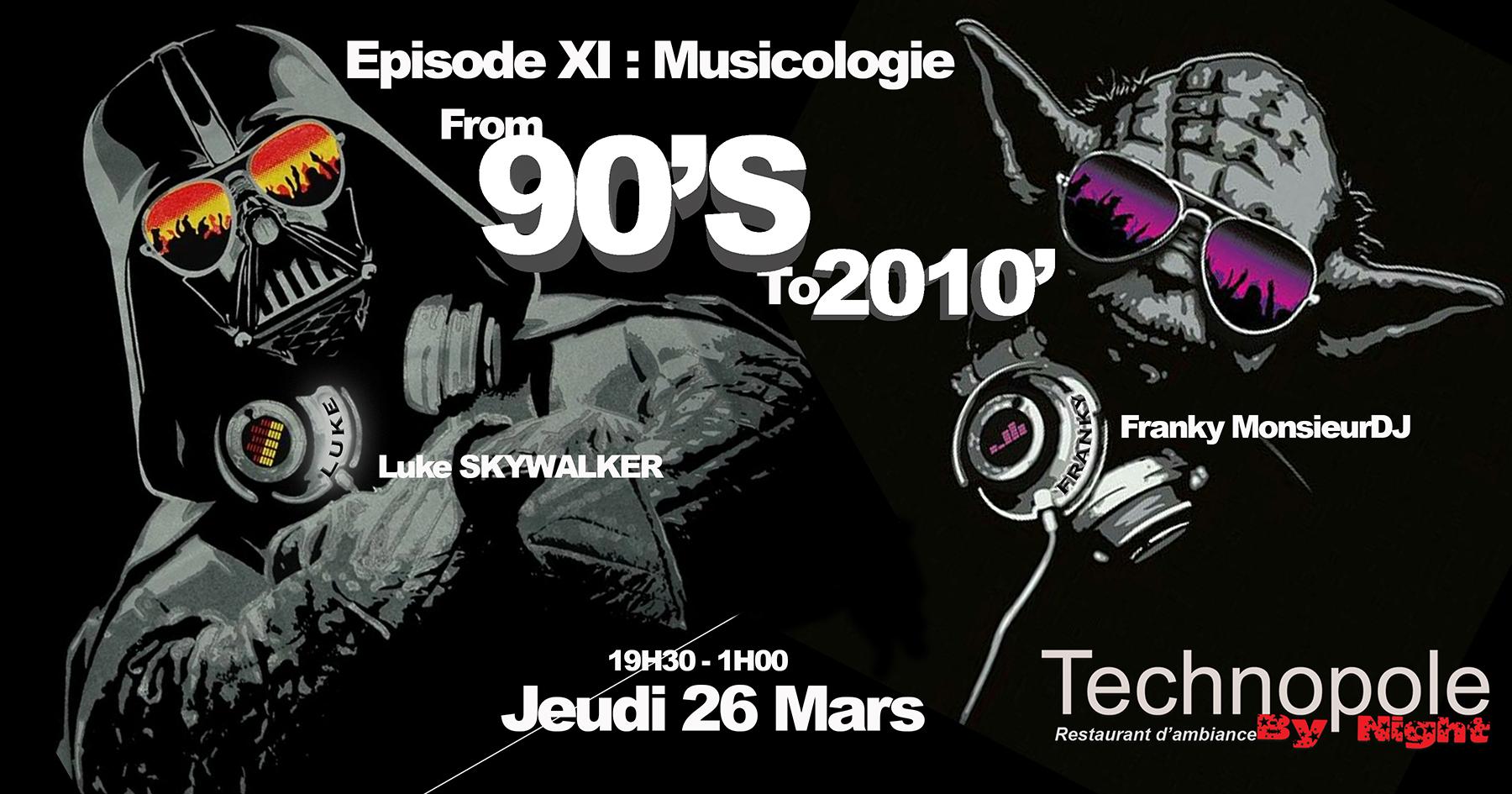 90 - 2010 - la soirée